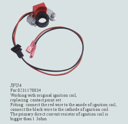 Electronic Ignition Conversion Kit Electronic Ignition